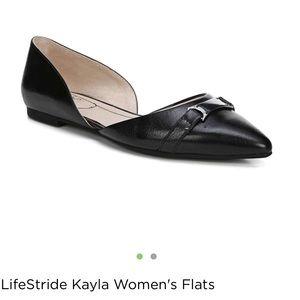 NWT Life Stride black flats